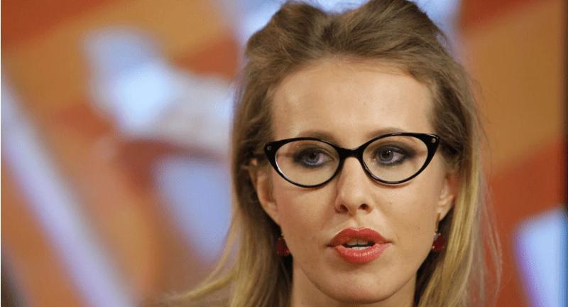 "La ""Paris Hilton rusa"" que le disputará la presidencia a Putin"