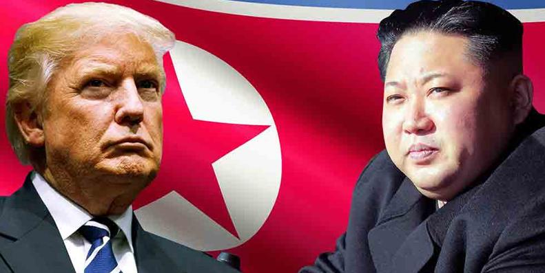 Trump cancela cumbre con Kim Jong-un