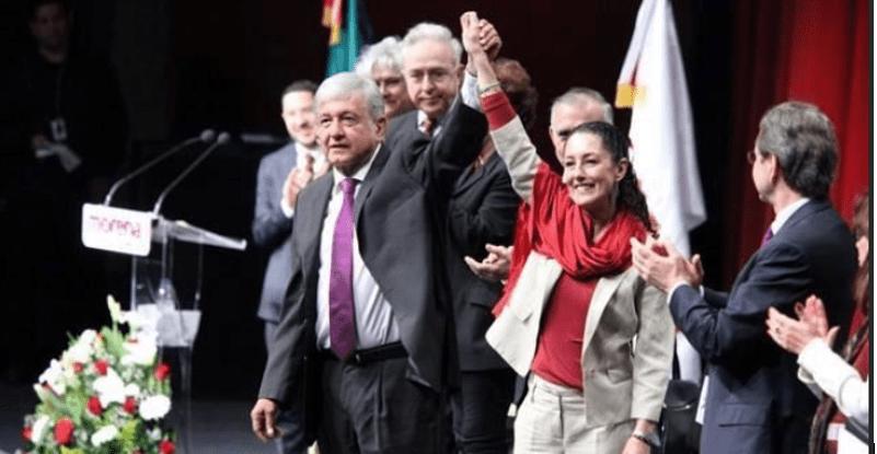 Morena presenta el proyecto alternativo de nación de AMLO