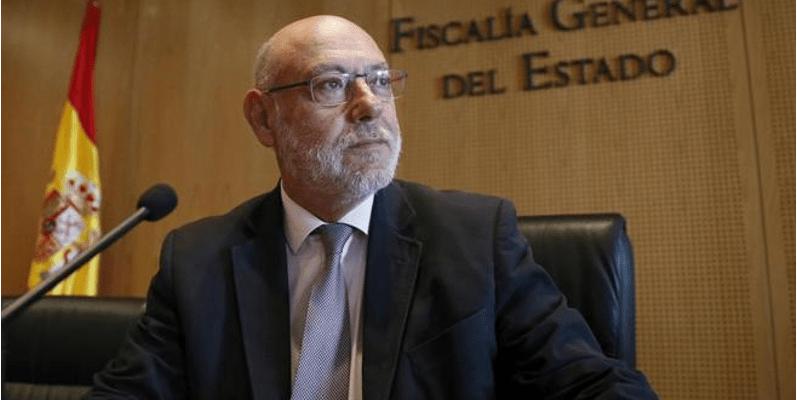 Muere fiscal de España que encausó a independentistas