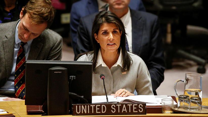 Condena ONU posición de EU sobre Jerusalén