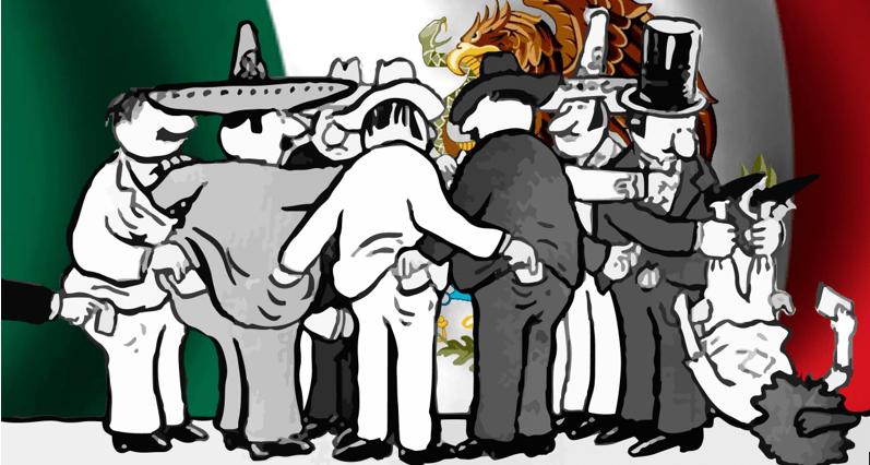 México, primer lugar en percepción de corrupción de la OCDE