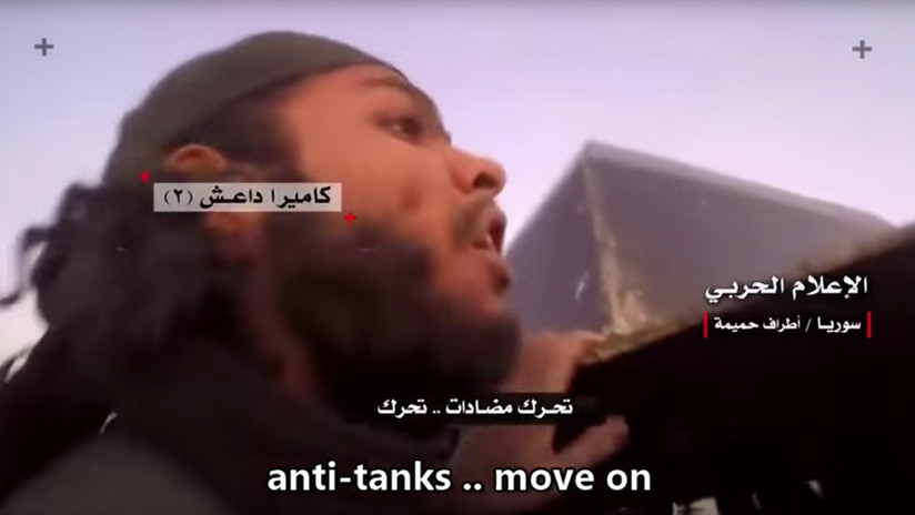 Últimos momentos yihadistas de ISIS aniquilados en Siria (VIDEO)