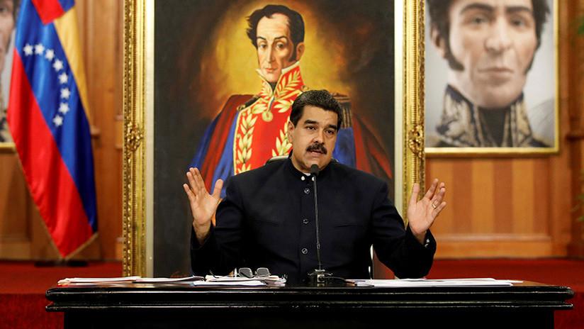 Maduro aumenta 36 veces salario mínimo