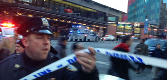 Reportan atentado fallido en NY (VIDEO)