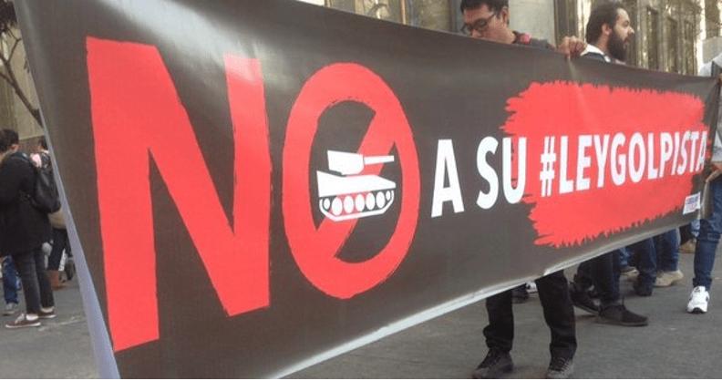 """PRI y PAN alistan cambios """"cosméticos"""" a la Ley de Seguridad Interior"""
