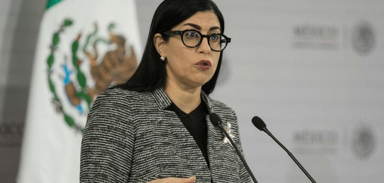 Vanessa Rubio, subsecretaría de Hacienda, se va a la campaña de Meade