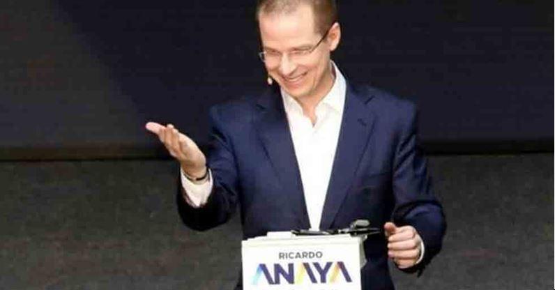 Se quedarán con ganas de pleito, afirma Anaya en toma de candidatura