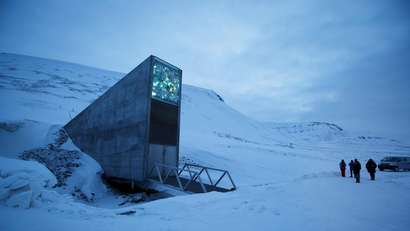 Noruega moderniza la 'bóveda del fin del mundo'
