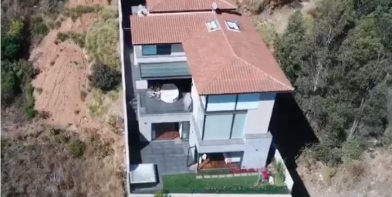 Divulgan residencia de 15 mdp de Ochoa en exclusiva zona de Morelia