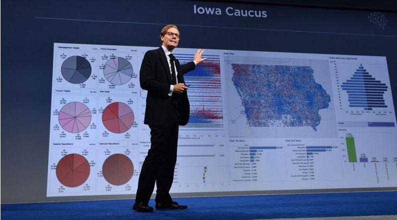 Facebook expulsa a Cambridge Analytica que ya opera en México