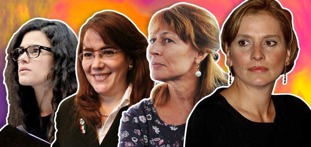 Las mujeres que dan la batalla por la causa de AMLO
