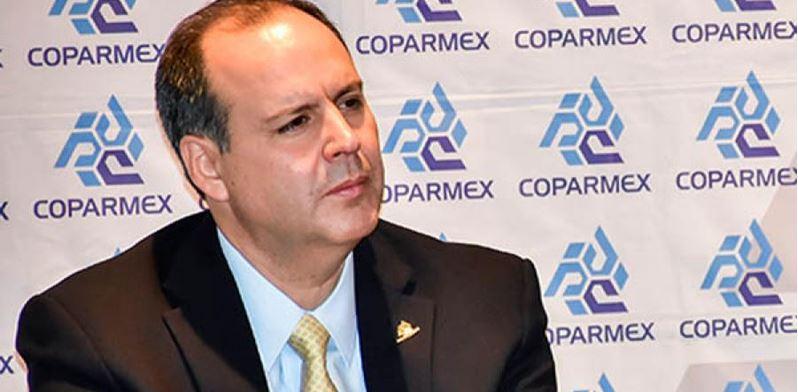 Empresarios mantendrán inversiones en México, gane quien gane: Coparmex