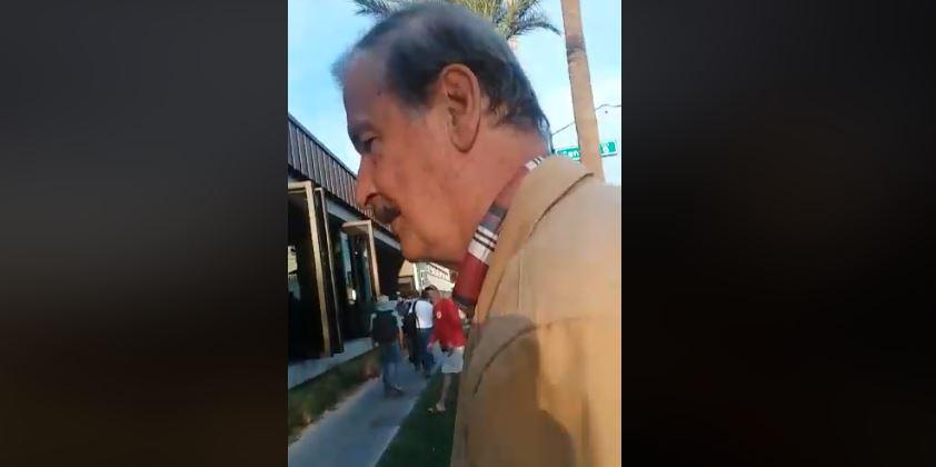 """""""Eres un parásito y un traidor"""", le gritan a Fox en Phoenix (VIDEO)"""
