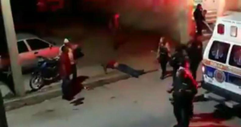 Atacan palenque en Guanajuato: 8 muertos y 11 heridos (VIDEO)