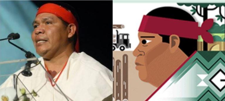 Google dedica su doodle a Isidro Baldenegro, ambientalista rarámuri asesinado