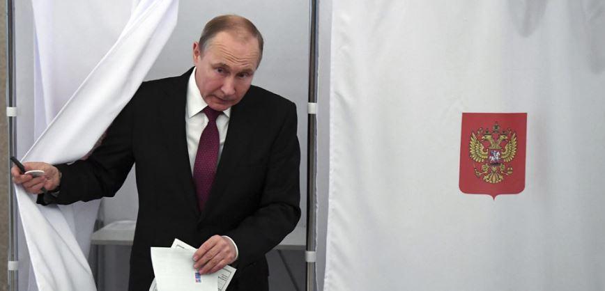 Putin obtiene su cuarto mandato en las urnas