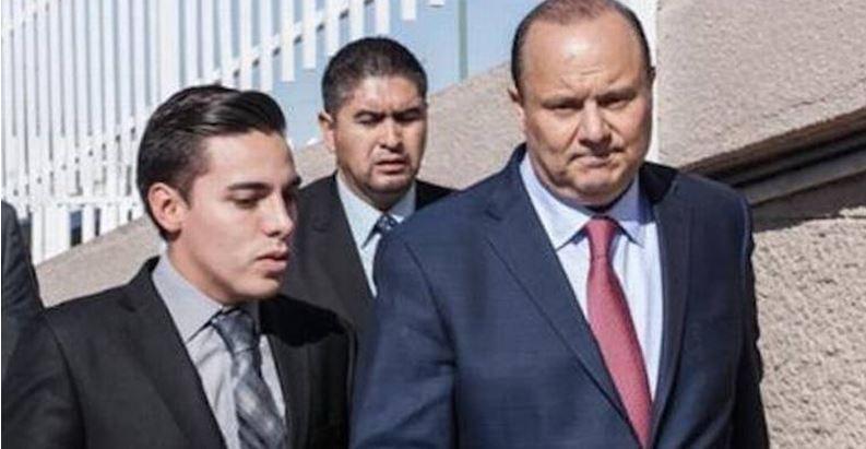 Detienen en EU al ex secretario privado de César Duarte