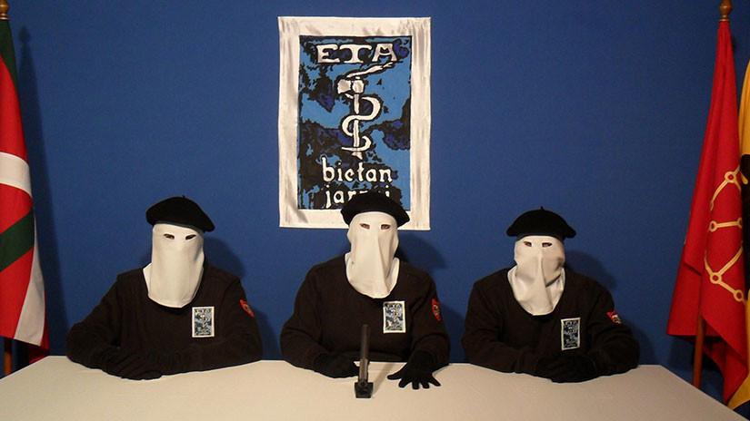 """ETA pide perdón a las víctimas: """"Lo sentimos de veras"""""""