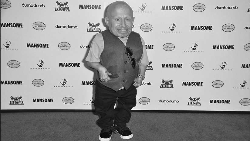Muere Verne Troyer, el actor que encarnó a 'Mini-Me' en Austin Powers