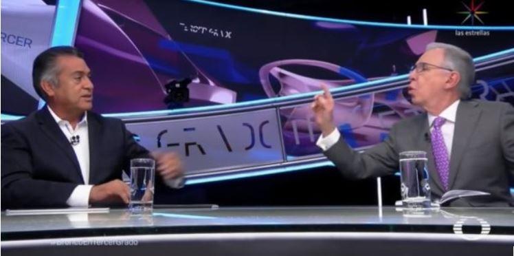 Esposa de López Dóriga cobró 13 mdp en gobierno de NL: Bronco