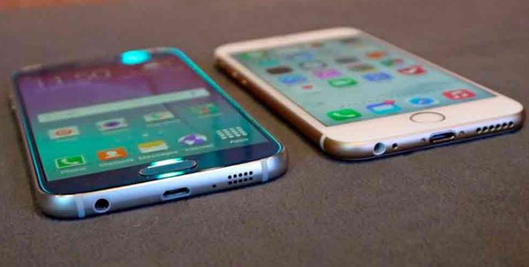 Samsung pagará a Apple 539 mdd por copiar partes de iPhone