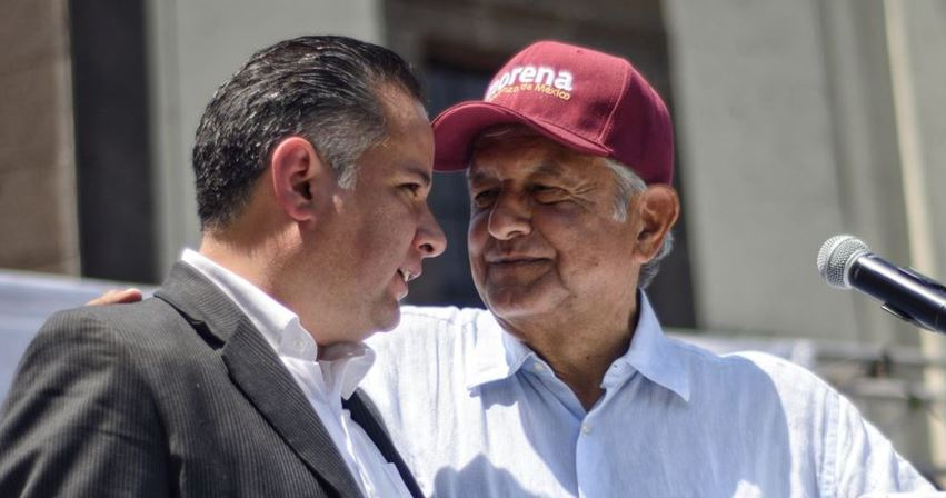 El extitular de la Fepade Santiago Nieto se une a AMLO