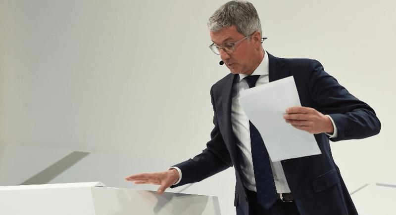 Detienen al presidente de Audi por el 'dieselgate'