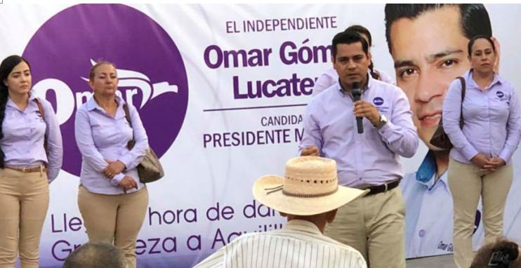 Asesinan a candidato independiente a alcaldía de Aguililla, Michoacán