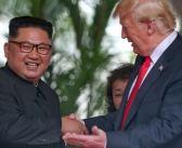 Reconoce Donald a Kim por desnuclearización