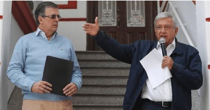 Pondremos sobre la mesa extradición de César Duarte: Ebrard