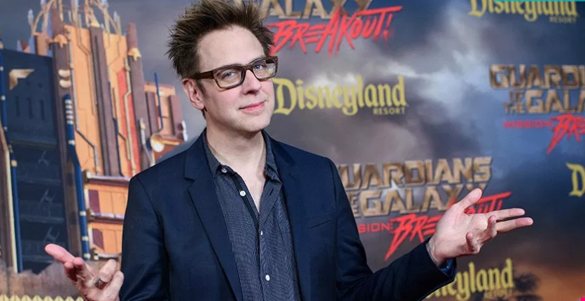 Despiden al director James Gunn por tuits pedófilos