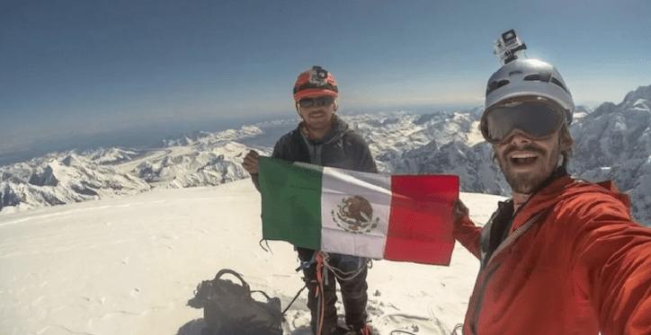 Mueren montañistas mexicanos, al descender del Nevado Artesonraju, Perú