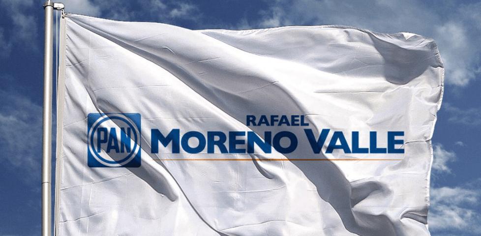 Moreno Valle se lanza por la dirigencia nacional del PAN