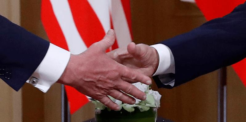"""""""Encuentro con Putin fue mejor que la cumbre de la OTAN"""": Trump"""