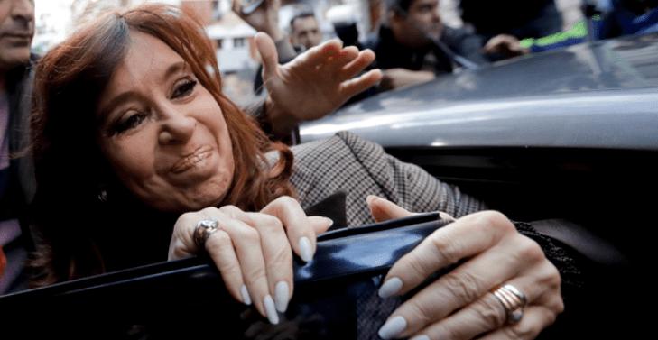 Dictan falta de mérito en proceso contra Cristina Fernández