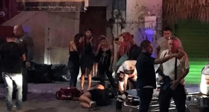 Atacan 6 bares en Monterrey: 4 muertos y 9 heridos