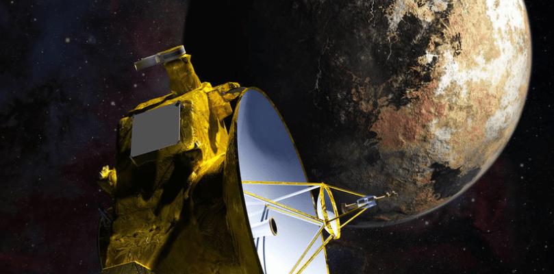 Hallan señas de un enorme muro en un extremo del sistema solar