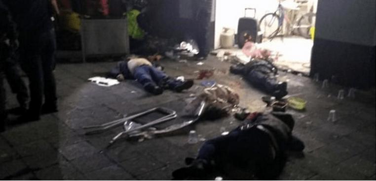 Sicarios vestidos de mariachi atacan en Garibaldi: 5 muertos y 9 heridos