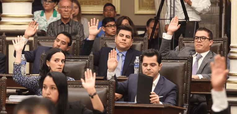 Por unanimidad, Congreso de Puebla abroga la Ley Bala de Moreno Valle