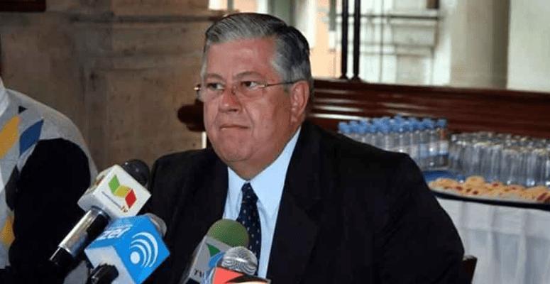 Aprehenden a Raúl Cuadra, exsecretario de finanzas de Aguascalientes