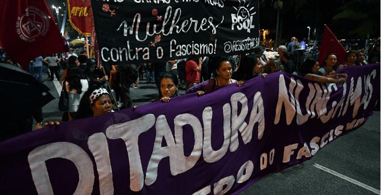 Temer prepara terreno a la mano dura de Bolsonaro