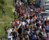 Trump amaga a Honduras por caravana migrante