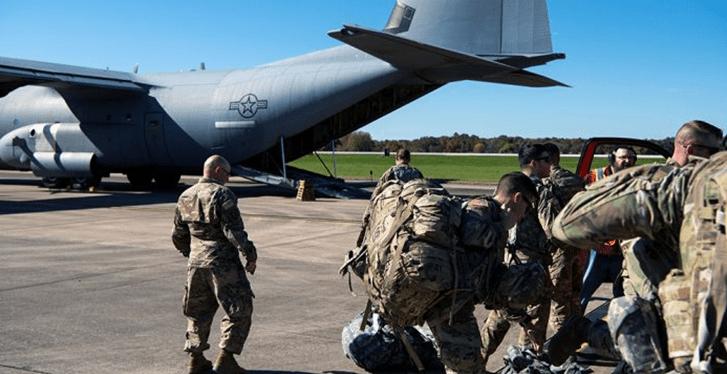 Extiende EU despliegue de soldados en frontera
