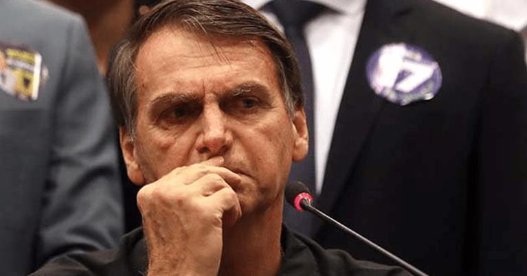 Facilita Bolsonaro posesión de armas en Brasil