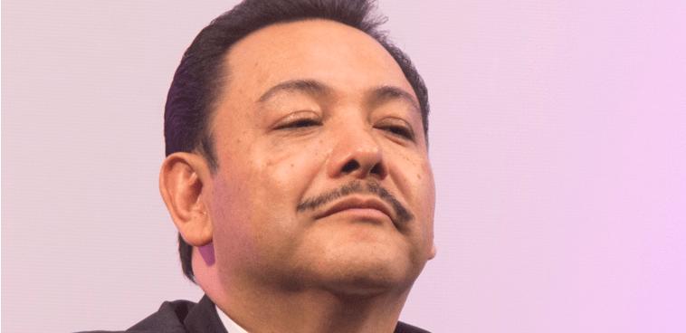 Héctor Serrano renuncia al PRD, en el que militó 15 años