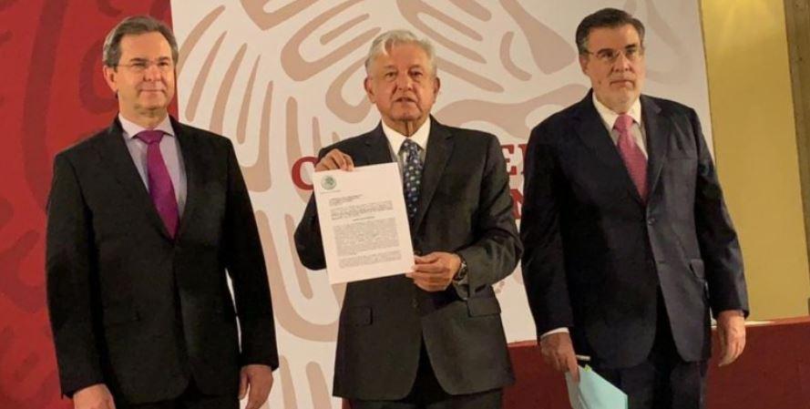 AMLO manda iniciativa para derogar la Reforma Educativa