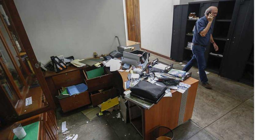 Nicaragua confisca el periódico 'El Confidencial'