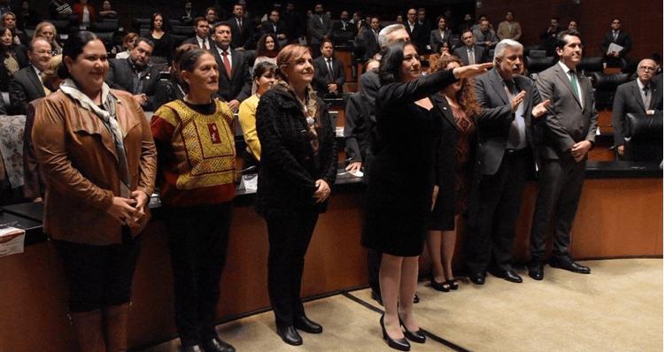 'AMLO será implacable con la corrupción', avisa Irma Eréndira Sandoval