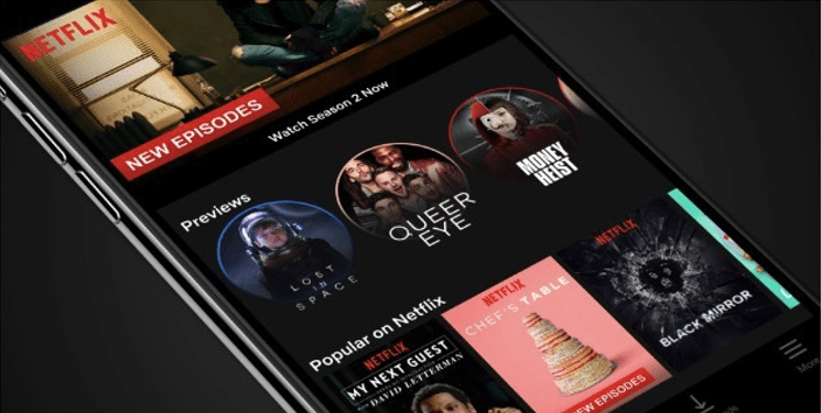 Apple competirá con Netflix con cine y series en streaming
